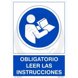 OBLIGATORIO LEER LAS INSTRUCCIONES