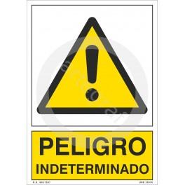 PELIGRO INDETERMINADO
